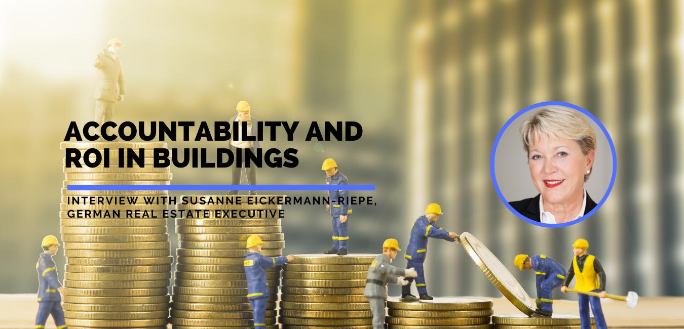 FuturePlace Interview Spotlight, Susanne Eickermann-Riepe, German Real Estate Executive
